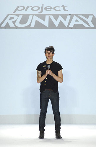 Project Runway Season 4 winner Christian Siriano