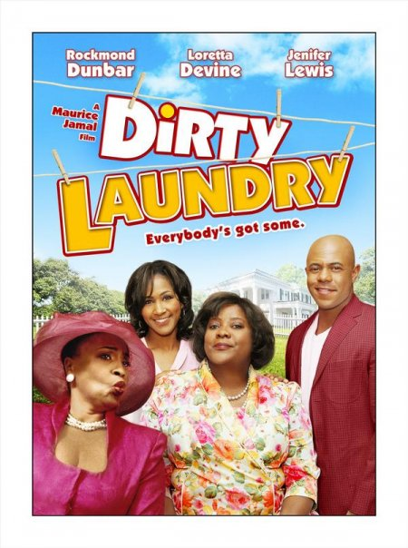 My Netflix Pick 'Dirty Laundry; was a buried treasure