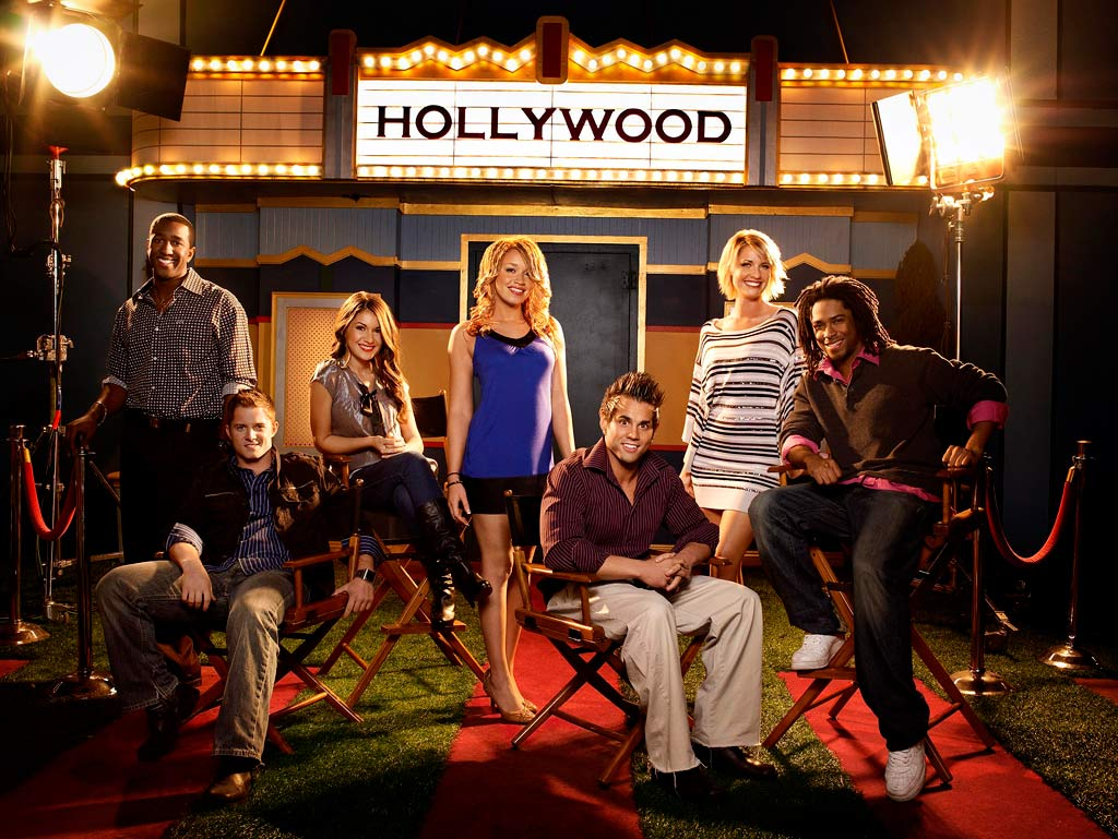 Real World Hollywood Reunion…they so did not keep it real