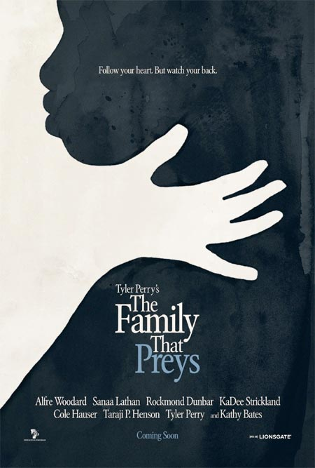 "Tyler Perry's new flick ""The Family That Preys"" to premier Sep 7"
