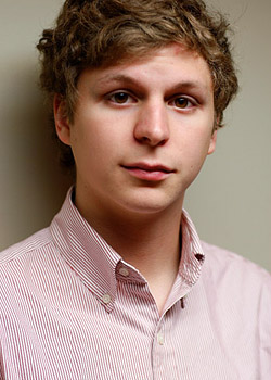 Is it just me, or is there something geeky-cute about Michael Cera?