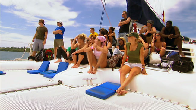 My fav MTV show is back on!  RW/RR Challenge:  The Island