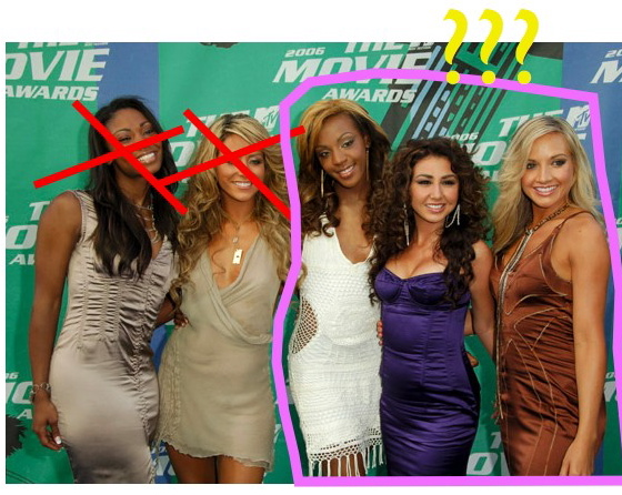 The Show Stoppin for Danity Kane!  MTB4 season 3 finale