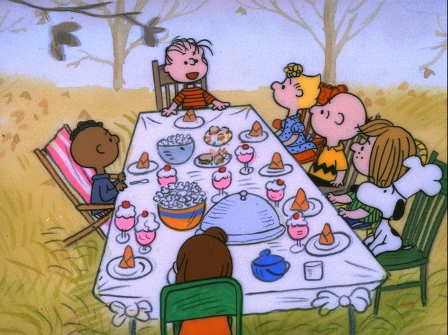 Ifelicious throwback:  A Charlie Brown Thanksgiving