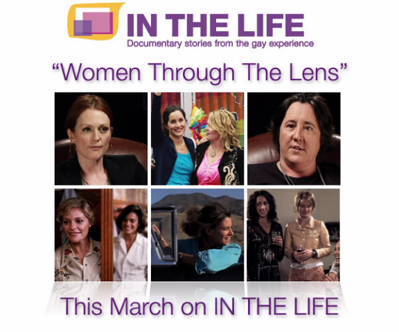 "March 2009- In The Life episode ""Women Through The Lens"""