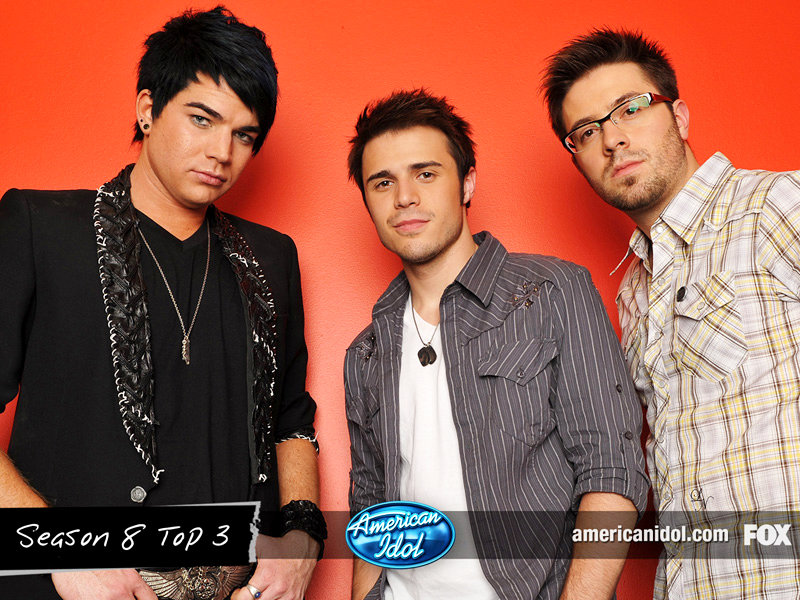 American Idol Season 8- And then there were 3…