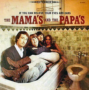 "Getting us revved up for the week. The Mamas & The Papas ""Monday Monday"""