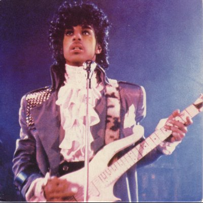 "Throwback Friday- Prince ""When Doves Cry"""