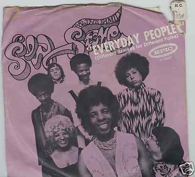 "Throwback Friday- Sly and the Family Stone ""Everyday People"""