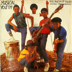 "Throwback Friday- ""Pass The Dutchie"" by Musical Youth"