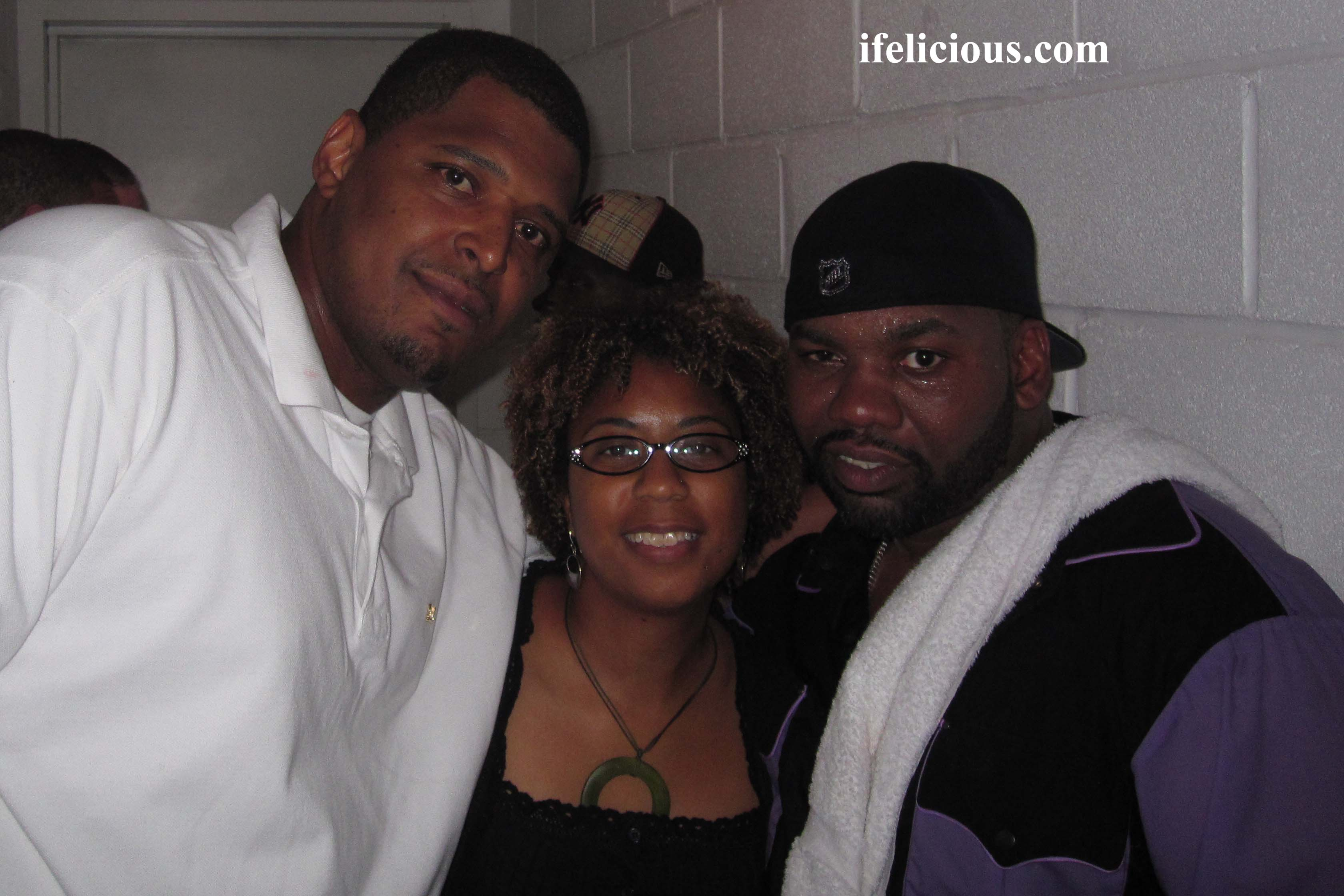 EXCLUSIVE- Personal photos, video, journal from Raekwon's album release
