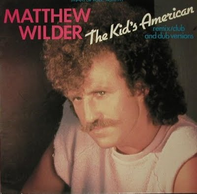 "A little post holiday pick me up. ""Break My Stride"" by Matthew Wilder"