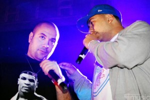 Hot 97's Rosenberg and Cipha Sounds.  Photo courtesy of Myspace.com.