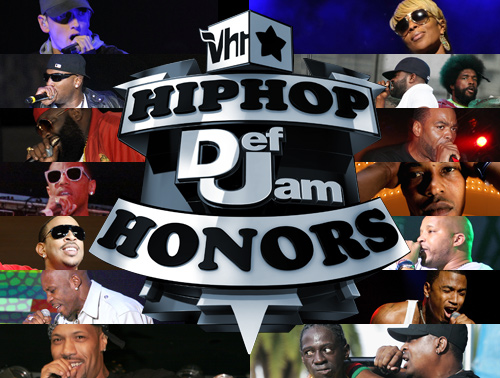 VH1 pays homage to 25 years of Def Jam Records in its 6th year celebration of Hip Hop Honors