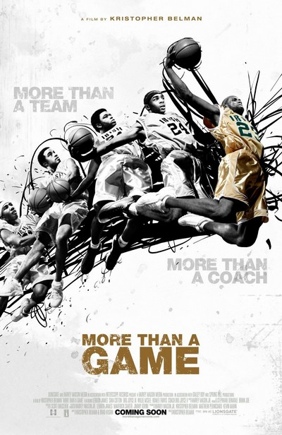 "LeBron James: ""More Than a Game"" is more than a basketball movie"