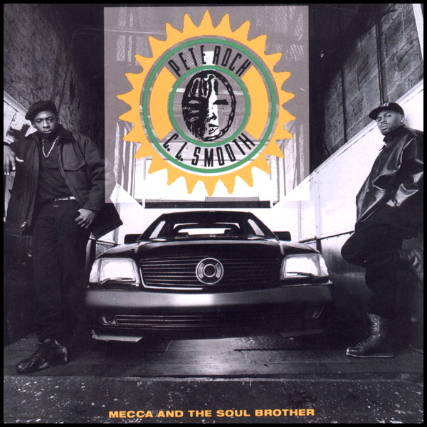 "Throwback Friday: ""Straighten It Out"" Pete Rock and CL Smooth"
