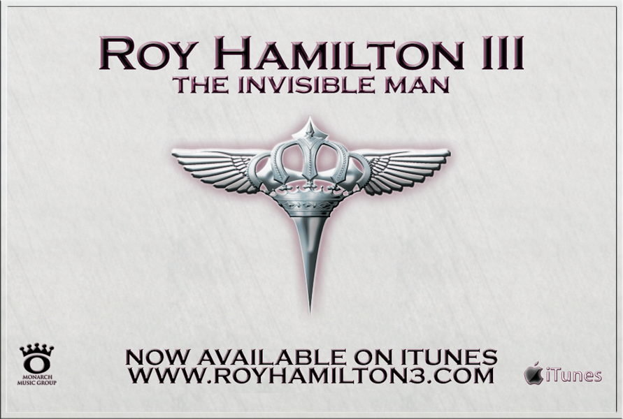 Roy Hamilton III Brings Number One Hits to Solo Debut – R.Kelly, Joe, MJ & More!