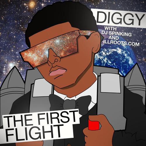 "Diggy Simmons drops ""The First Flight"" mixtape (download link)"