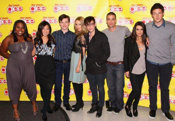 Glee_castphoto