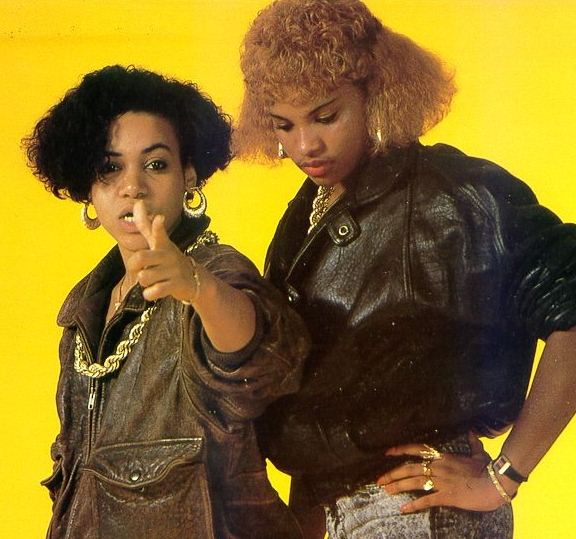 "Throwback Friday- ""Shoop"" by Salt-n-Pepa"