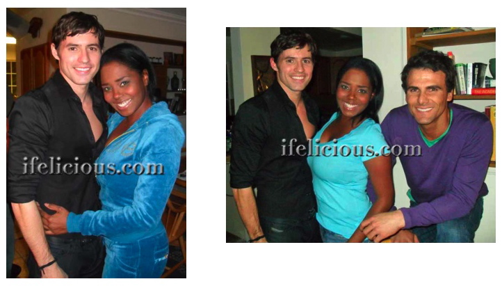 "EXCLUSIVE! Shar Jackson AFTER VH1 ""Celebrity Fit Club"" and truth on love links to K-Fed and Kris Black (photos)"