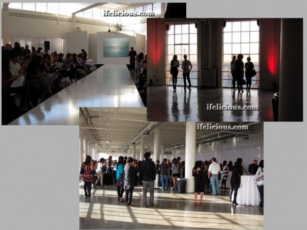 Popped my Fashion Week cherry: Directives West First.LA fashion show