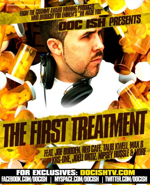 "Grammy award winning producer Doc Ish to release ""The First Treatment"""