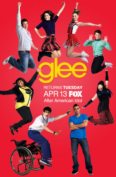 The Oprah Winfrey Show welcomes the cast of Glee on Wednesday, April 7