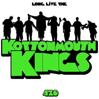 "The Kottonmouth Kings to release ""Long Live the Kings"" on April 20"