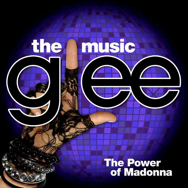 Glee's Power of Madonna cover cd to be released April 20, on presale now