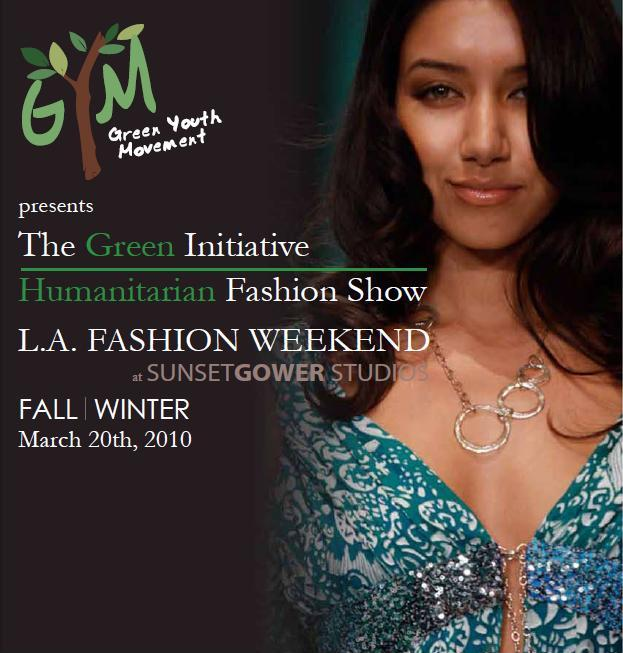 It's Getting Haute in Here: The Green Youth Movement Presents LA Fashion Week's Eco Fashion Show