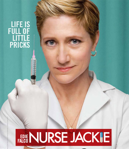 Nurse Jackie is back! Season 2 premiere March 22 on Showtime