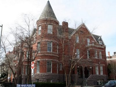 MTV's Real World DC house for sale as restaurant