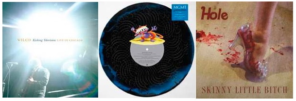 Exclusive collectible album releases in honor of Record Store Day April 17