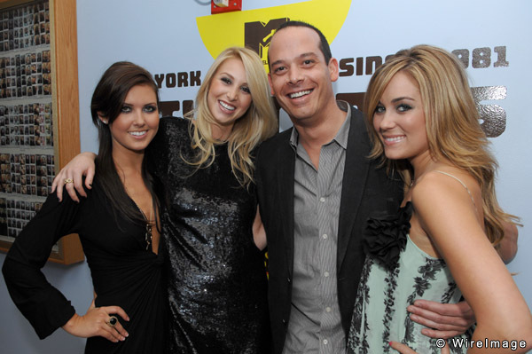 "Lauren Conrad slams rumors ""Hills"" creator sexually harassed Heidi"