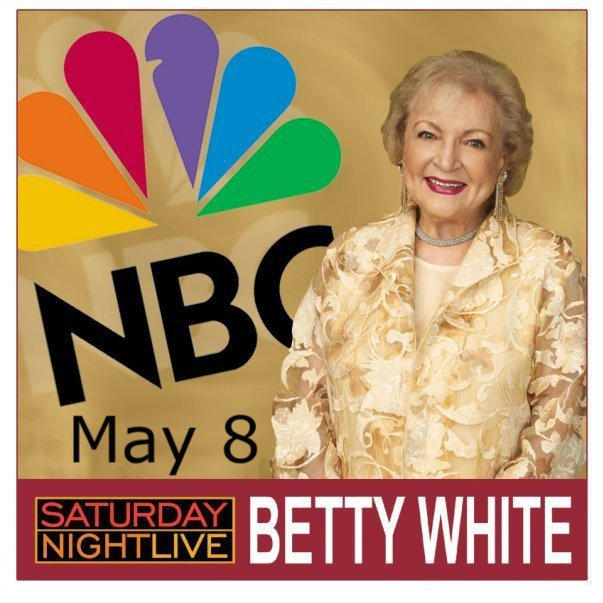 "It's Saturday night with Betty White! ""Golden Girls"" marathon May 8 on WE tv"