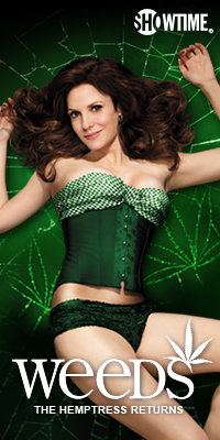 WEEDS back Aug 16 sans Elizabeth Perkins, picked up by TV Guide