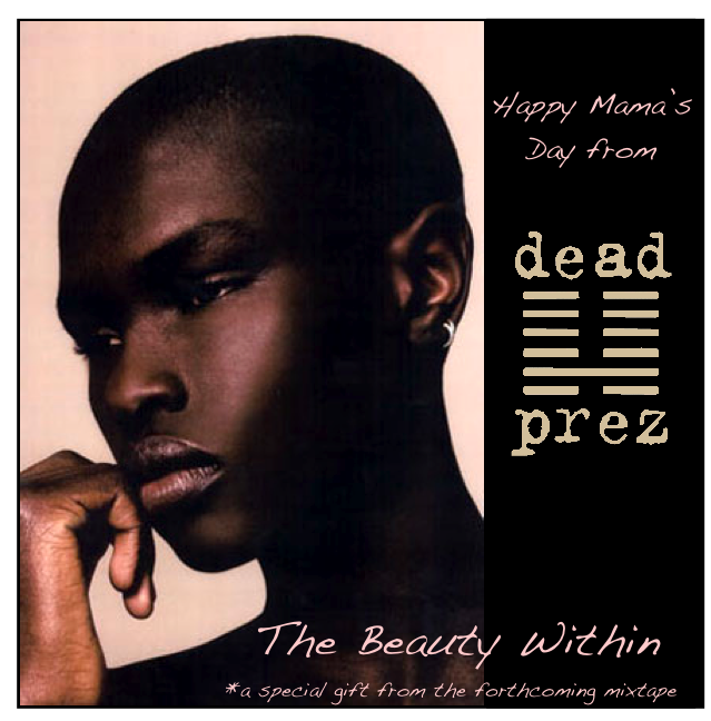 "New music from Dead Prez and DJ Drama for Mother's Day to B.o.B.'s ""Nothing On You"" (free mp3)"