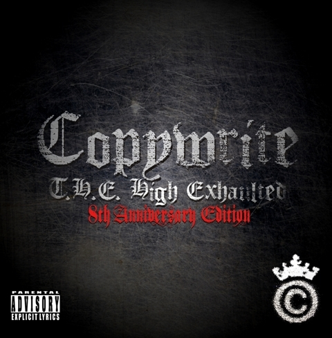 "Rapper Copywrite re-releases 8th anniversary edition of ""T.H.E. High Exhaulted"" (free mp3)"