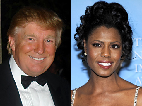 "Omarosa looks for love with help of Trump card in ""The Ultimate Merger"" premiering tonight on TV One"