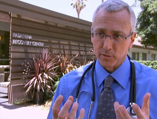 Film production for VH1's CELEBRITY REHAB 4 with Dr. Drew finally underway