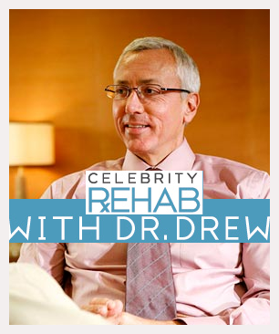 VH1 checks back into rehab with Dr. Drew Pinsky for a 4th installment of CELEBRITY REHAB WITH DR. DREW (press release)