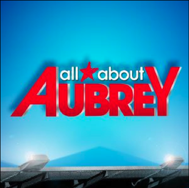 All About Aubrey Oxygen Show Logo