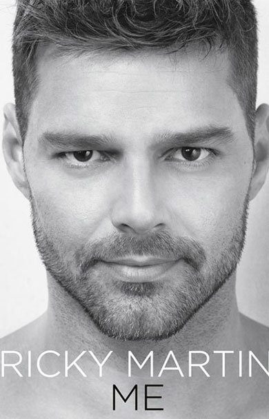 "Ricky Martin's autobiography ""Me"" due out in November"