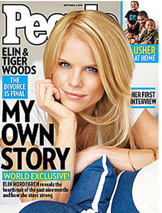 Save your money: Elin Nordregen's article in People mag in a nutshell