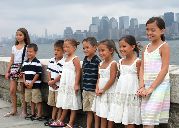 NYC-bound: Another Kate Plus 8 Special airs Monday, Aug 30 on TLC