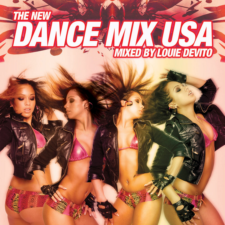 "The return of ""Dance Mix USA"" mixed by Louie DeVito"