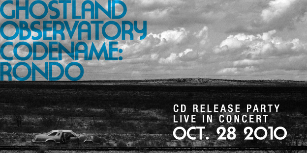 "Ghostland Observatory's ""Codename: Rondo"" out Oct 26, US tour in progress"
