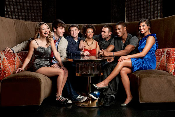 MTV Real World 25 Las Vegas Cast Photo