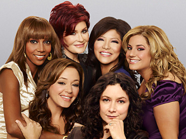 """CBS launches new show """"The Talk"""""""